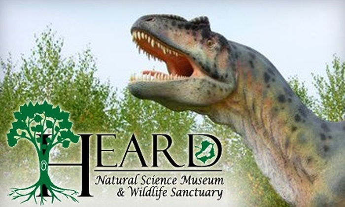 Heard Natural Science Museum & Wildlife Sanctuary - McKinney: $35 for a Family Membership to the Heard Natural Science Museum & Wildlife Sanctuary ($75 Value)