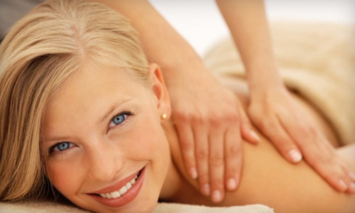 Yolo Laser Center & Med Spa - Guilford Center: $49 for Therapeutic Massage and Signature Facial at Yolo Laser Center & Med Spa in Guilford (Up to $130 Value)