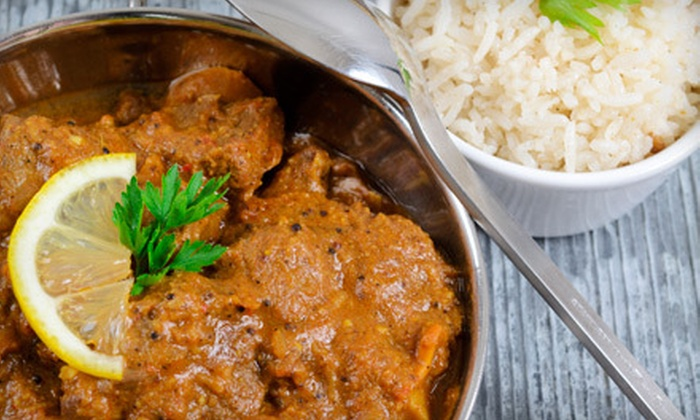 India Gate - Chandler: $8 for $16 Worth of Indian Fare at India Gate in Chandler