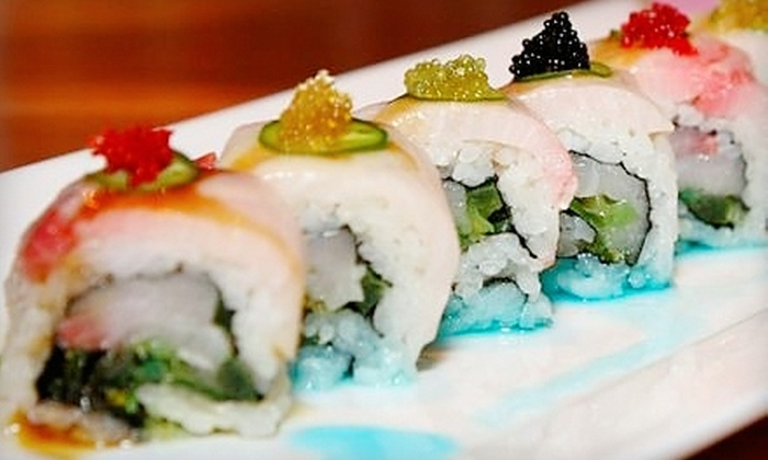 OPM - New York City: $25 for $50 Worth of Asian Fusion Fare and Sushi at OPM