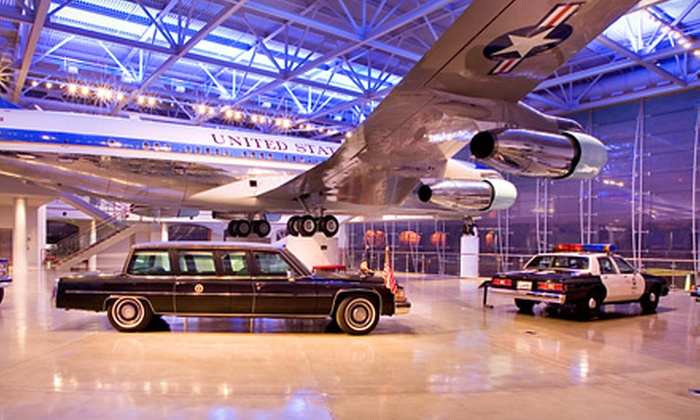 Ronald Reagan Presidential Library and Museum - Simi Valley: $9 for Admission and GuideCam Tour at the Ronald Reagan Presidential Foundation and Library ($19 Value)