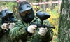 Paintball Adventures - Jacksonville - Sedalia: $50 for Admission, Gear Rental, Unlimited Air Refills, and 500 Paintballs for Two People at Paintball Adventures in Sedalia (Up to $110 Value)