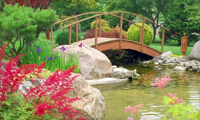Schedel Arboretum & Gardens - Harris: $5 for One Adult Admission to the Schedel Arboretum & Gardens ($10 Value)