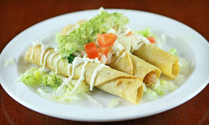 Tarascos Mexican Restaurant - Silver Lake: $4 Worth of Authentic Mexican Food