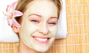 Body Spa: One or Three 60-Minute Aromatherapy European Facials at Body Spa (Up to 56% Off)