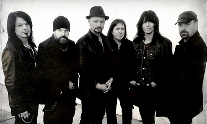 Queensryche - Ace of Spades: Queensryche at Ace of Spades on August 20 at 8 p.m. (Up to 53% Off)