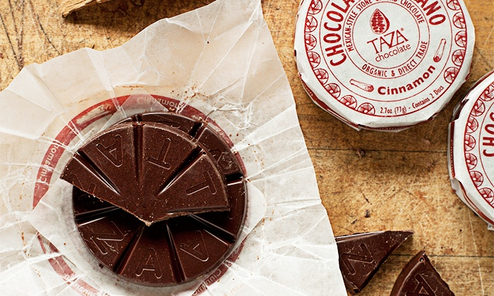 Taza Chocolate - Union Square: $8 for a Factory Tour for Two with Take-Home Chocolate at Taza Chocolate ($15 Value)
