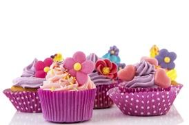 Cannikin Cakes: One Dozen Cupcakes at Cannikin Cakes (43% Off)
