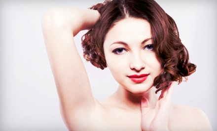 5 Laser Hair-Removal Treatments on a Small Area (a $600 value) - Bella Derme Medical Aesthetic Center in Lubbock