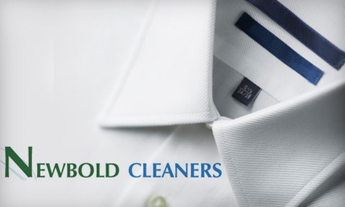 Newbold Cleaners - Sacramento: $9 for $20 Worth of Dry-Cleaning Services at Newbold Cleaners