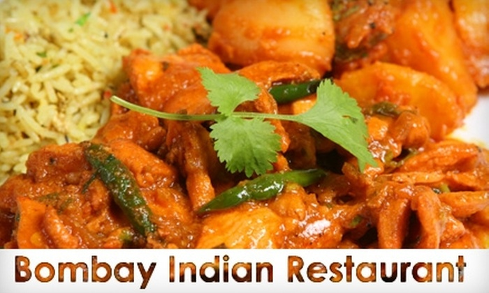 Bombay Indian Restaurant - Duboce Triangle: $15 for $30 Worth of Authentic Indian Fare at Bombay Indian Restaurant