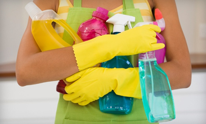 Ocean State House Cleaning - Warwick: $89 for Four Man-Hours of Basic Housecleaning from Ocean State House Cleaning (Up to $200 Value)