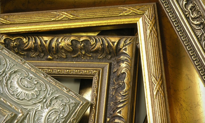 Ferrante Picture Framing - Fairview - Facer: $39 for $100 Toward Custom Framing at Ferrante Picture Framing