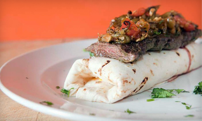 Pasión Latin Fusion - Downtown: Latin American Dinner for Two or Dinner Fare at Pasión Latin Fusion