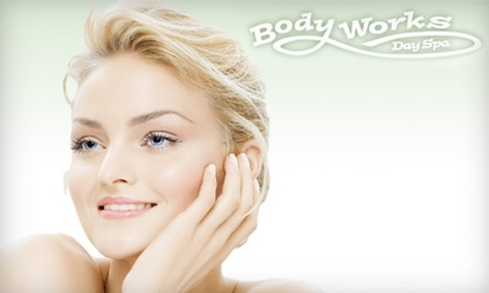 Body Works Day Spa - Floral Park: $50 for an APRICADABRA Apricot Facial and Bright Eyes Treatment at Body Works Day Spa ($160 Value)
