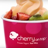 $10 for Six Frozen Yogurts at Cherry on Top