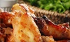 The Voodoo Lounge - Rosedale: $15 for $30 Worth of Gourmet Pub Fare and Drinks at The Voodoo Lounge