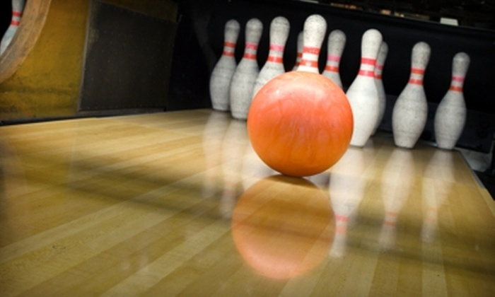 Strikers Entertainment Center - Richmond: $20 for Bowling and Shoe Rental for Three Months at Strikers Entertainment Center in Richmond (Up to $483 Value)