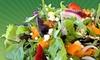 Up to 52% Off at Green Market Café in Oldsmar