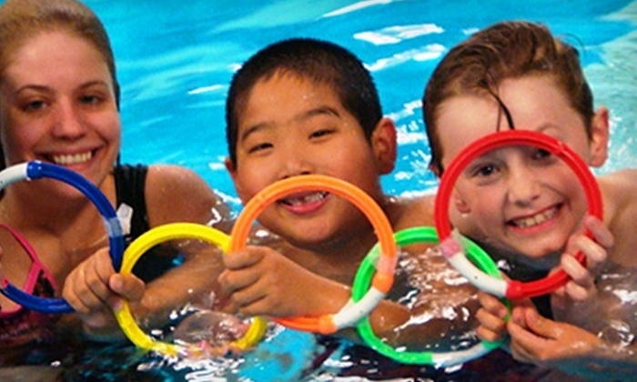 Pearland Swim Academy - Pearland: $40 for Four Swim Lessons (Up to $85 Value) or $55 for Refresher Course (Up to $115 Value) at Pearland Swim Academy