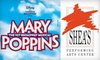 """Shea's Performing Arts Center - Central Business District: One Ticket to """"Mary Poppins"""" at Shea's Performing Arts Center. Three Performances Available."""
