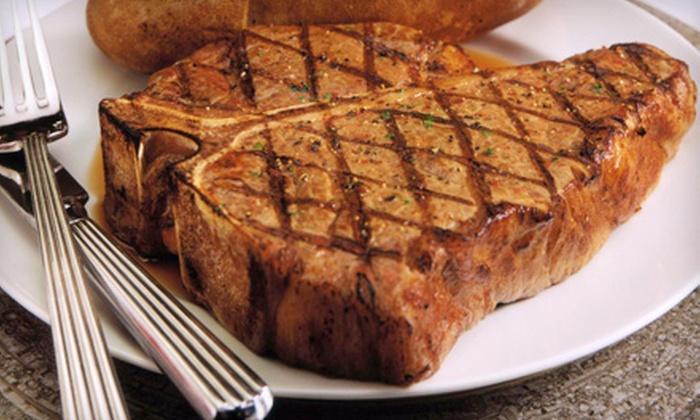 Vista Grille Restaurant - Sparks: Steak, Seafood, and More for Dinner or Lunch at Vista Grille Restaurant in Sparks