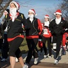 51% Off Santa Hustle Half Marathon or 5K in Sevierville