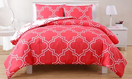 Gia Reversible Comforter Set (2- or 3-Piece)