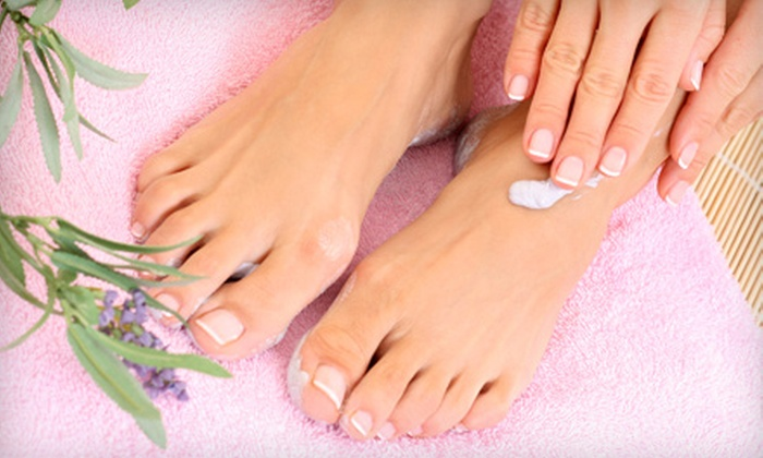 Destination Academy Cosmetology School - Spring Valley: $30 for Classic Facial and Spa Manicure and Pedicure at Destination Academy Cosmetology School ($60 Value)