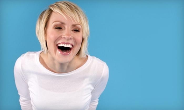 Organic Smiles - Multnomah: $99 for One Premium 60-Minute Teeth-Whitening Treatment at Organic Smiles ($245 Value)