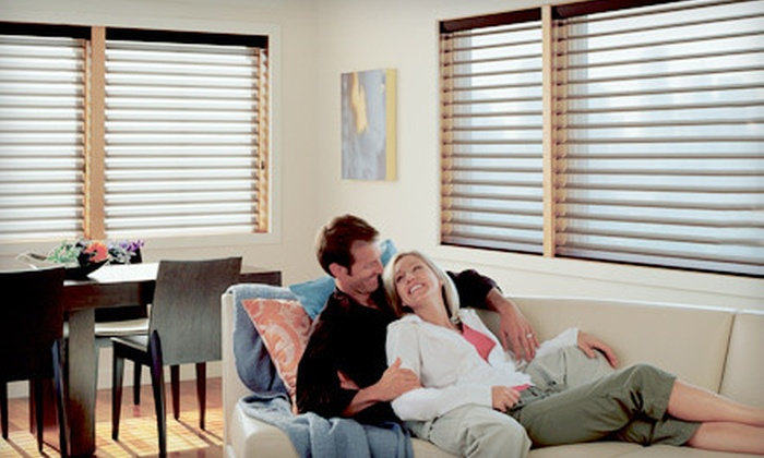 Home Blinds of America - Cameron Park: $99 for $300 Worth of Custom Window Treatments from Home Blinds of America