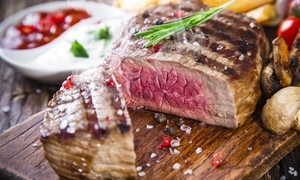 Mario's Italian Restaurant: $30 for $60 Worth of Italian Steakhouse Food for Two at Mario's Italian Restaurant