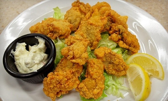Nuccio's Seafood & Italian Restaurant - Harahan: $10 for $20 Worth of Fare at Nuccio's Seafood & Italian Restaurant in Harahan
