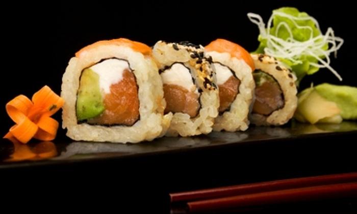 Shikibu - Washington Culver: $10 for $20 Worth of Brown Rice Sushi at Shikibu in Culver City