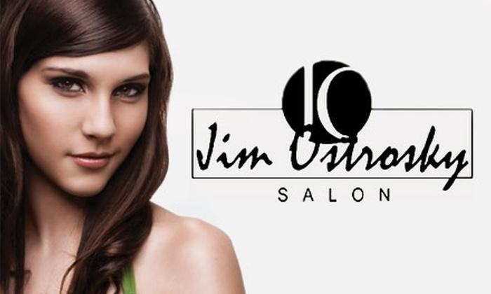 Jim Ostrosky Salon - Vestavia Hills: $25 for $55 Worth of Services at Jim Ostrosky Salon