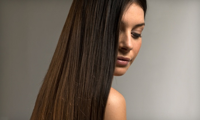 Les Salon Chinois - Manhattan: $99 for One Brazilian Keratin Straightening Treatment ($375 Value) or $119 for One Brazilian Keratin Straightening Treatment Plus Director Level Cut and Style ($470 Value)