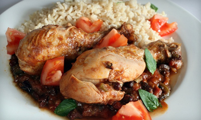 Power Fit Studios - Power Fit Studios: Caribbean Cooking Class for One or Two at Power Fit Studios (Up to 61% Off)