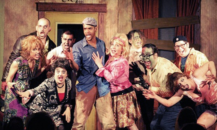 """""""Musical of the Living Dead"""" - Southside Flats: $22 for a """"Musical of the Living Dead"""" Show Package at the Rex Theatre on May 4 or 5 at 8 p.m. ($44 Value)"""
