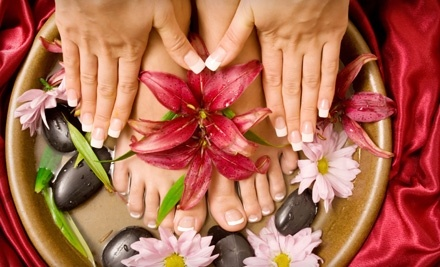 en.ve Salon: Manicure and Pedicure from Milly Rivera - en.ve Salon in Ocala