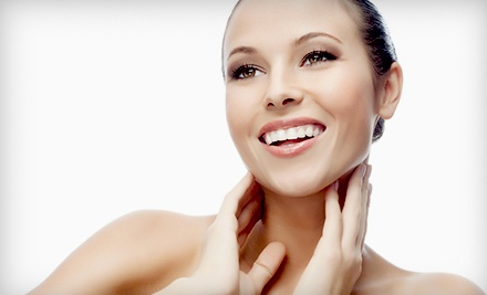 60-Minute Spa Package: Deluxe Facial, Facial Mask, and Full-Body Scrub (a $205 value) - Feather Skin & Body Studio in Eagle River