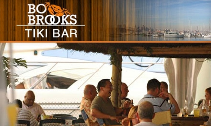 Bo Brooks Restaurant - Canton: $25 for $50 Worth of Casual American Cuisine and Drinks at Bo Brooks Restaurant