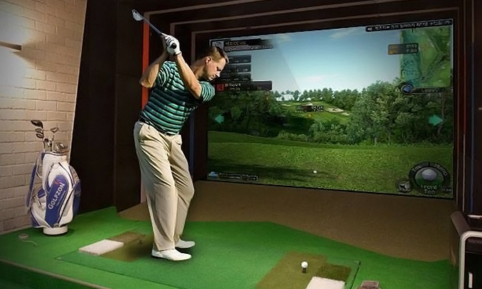 Golfzon South - Golfzon South: Virtual Golf for Two or Four People at Golfzon (Up to 60% Off)