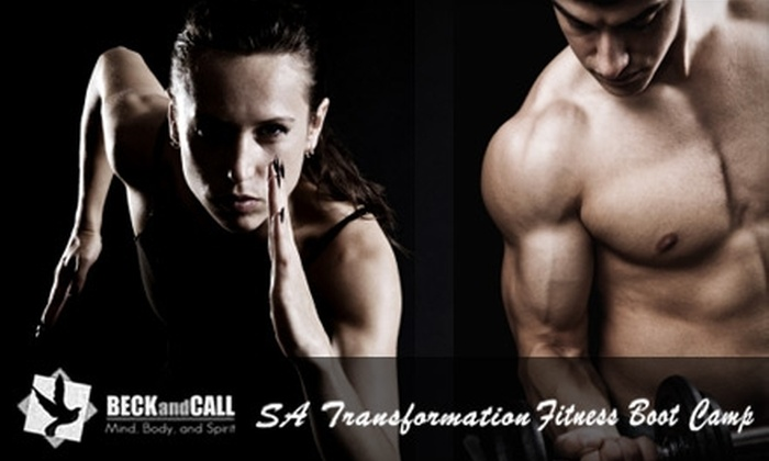 SA Transformation Fitness Boot Camp - Multiple Locations: $20 for Four Weeks of Unlimited Boot-Camp Classes at SA Transformation Fitness Boot Camp ($299 Value)