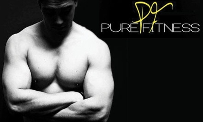 Pure Fitness - Woodward Park: $20 for Three Boot-Camp Classes at Pure Fitness ($75 Value)
