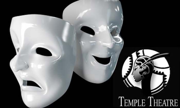 "Temple Theatre - Sanford: $10 for One Ticket to ""Crowns"" or ""Proof"" at the Temple Theatre"