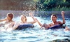 Raccoon River Excursions - Des Moines: $12 for Inner-Tube and Life-Jacket Rental from Raccoon River Excursions ($25 Value)