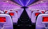 $25 for $100 Toward Air Travel from Virgin America