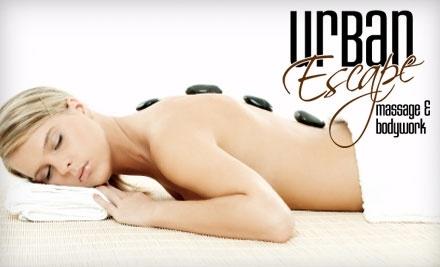 Urban Escape Massage & Bodywork: Muscle Melt Treatment - Urban Escape Massage & Bodywork in Rio Rancho