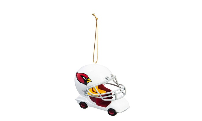 ef13a50f Up To 8% Off on NFL Field Cart Team Ornament | Groupon Goods