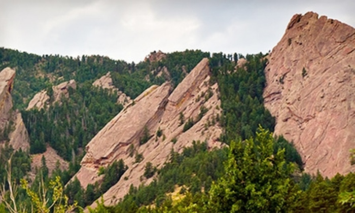 Boulder Walking Tours - Whittier: $15 for Two Tickets to a City Tour from Boulder Walking Tours (Up to $30 Value)